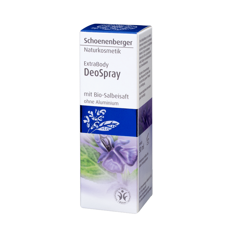 ExtraBody®  Deo spray
