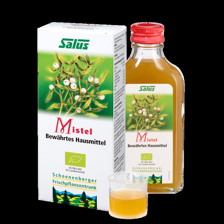 Schoenenberger Pure fresh plant juice Mistletoe