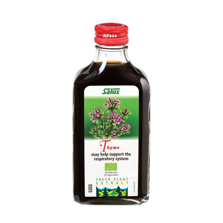 Schoenenberger Fresh plant extract Thyme