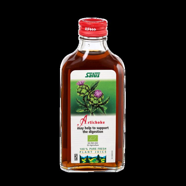Schoenenberger Pure fresh plant juice Artichoke